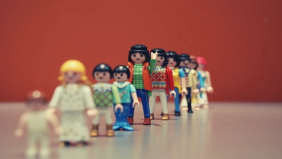 Stopmotion-Filme: Vom Playmobil-Groove und Playmobil-Blues